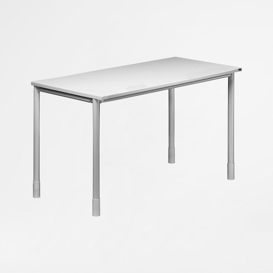 Kinnarps Series[e]one White 1400x800 Straight Desk